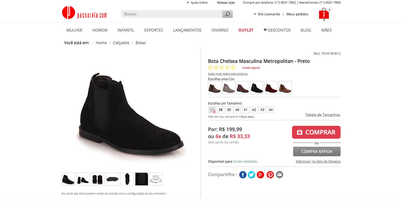 Você já conhece a Chelsea Boots?