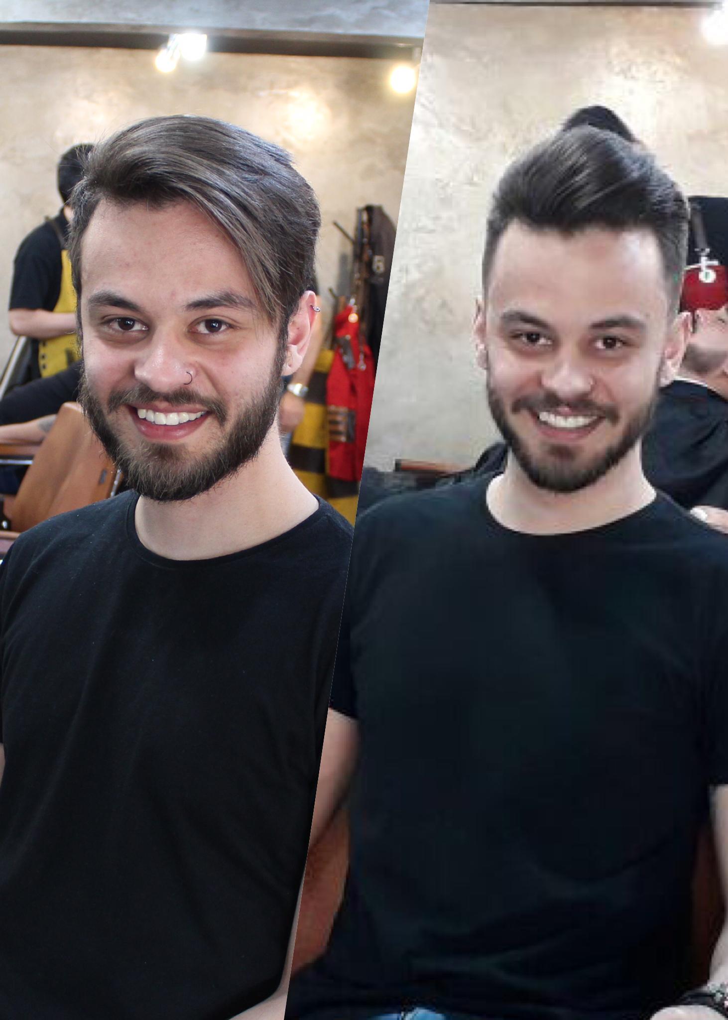 conceito barbearia